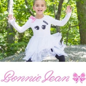 Bonnie Jean Mummy/ Ghost Tunic Dress & Leggings